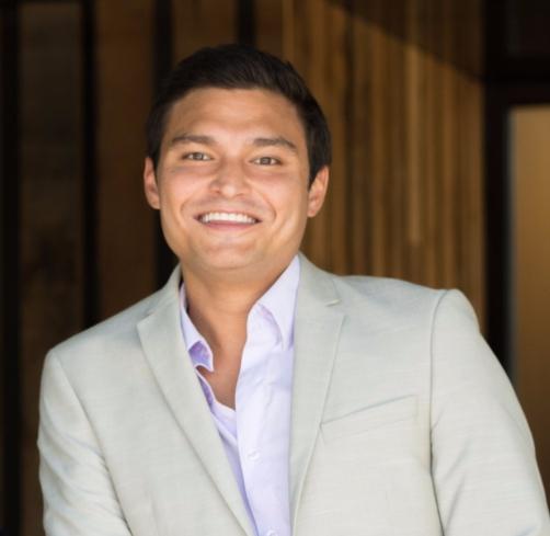 General Manager, James Takahata